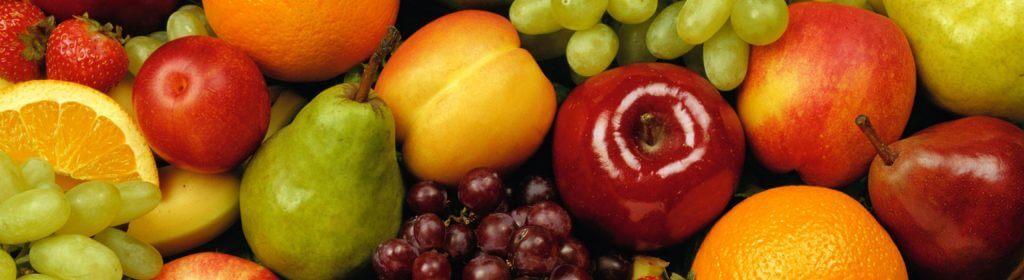 Diverse fruit